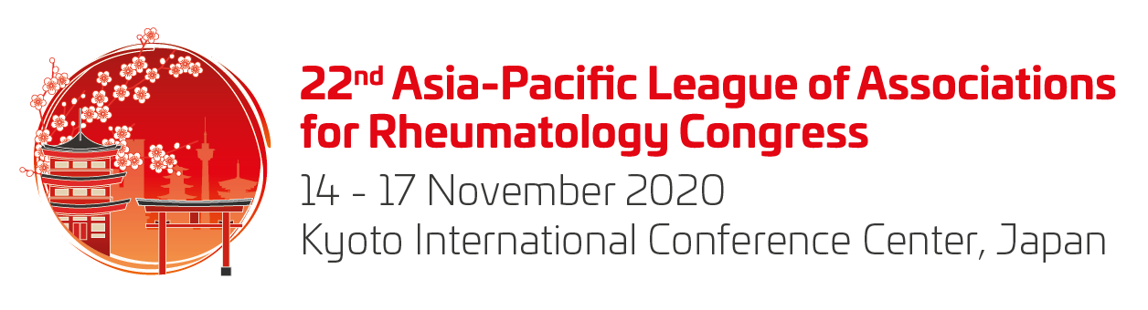 22 nd Asia-Pacific League of Associations for Rheumatology Congress